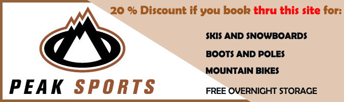 discount ski rentals in crested butte