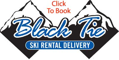 Black Tie ski tickets crested butte
