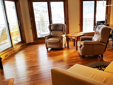 Ohio's Crested Butte condo at the San Moritz