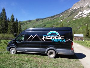 geology van tour in crested butte
