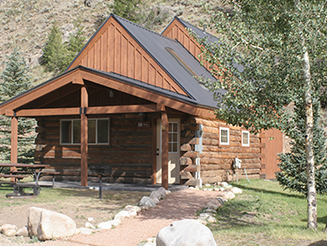 3 rivers resorts cabin almont