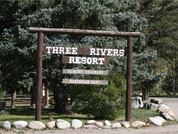 cabins for rent at three rivers resort